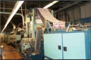 1990 Zircon Supra 660 5 - color web press