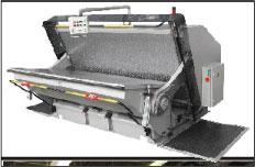 """2002 Cauhe 45"""" x 65"""" Platen Press"""