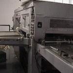 "Crosland 38"" x 54"" AutoPlaten Die Cutting Press"
