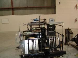 """Heidelberg GTP 13"""" x 18"""" Foil Press"""
