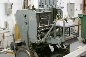 """Miehle V 50 14"""" x 22"""" Automatic Die Cutter"""